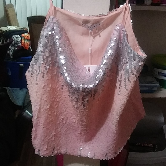 Womans evening top
